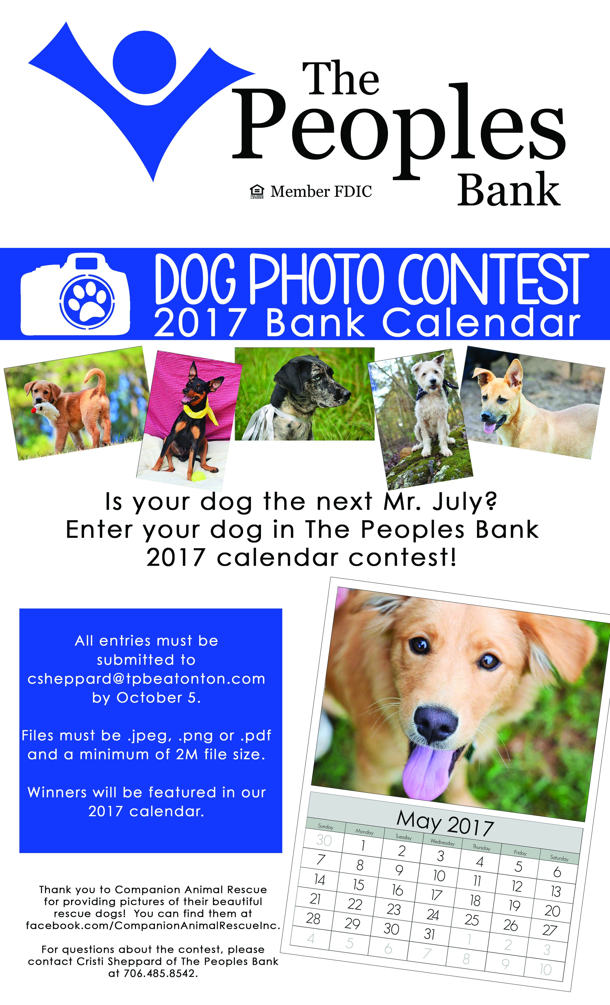 Calendar Photography Contest : Calendar contest official rules the peoples bank